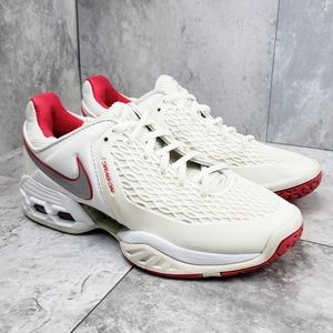 Nike Air Max Drag-on Pink and White Sneakers